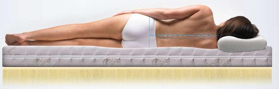 Pozitie corecta de dormit cu hernie disc